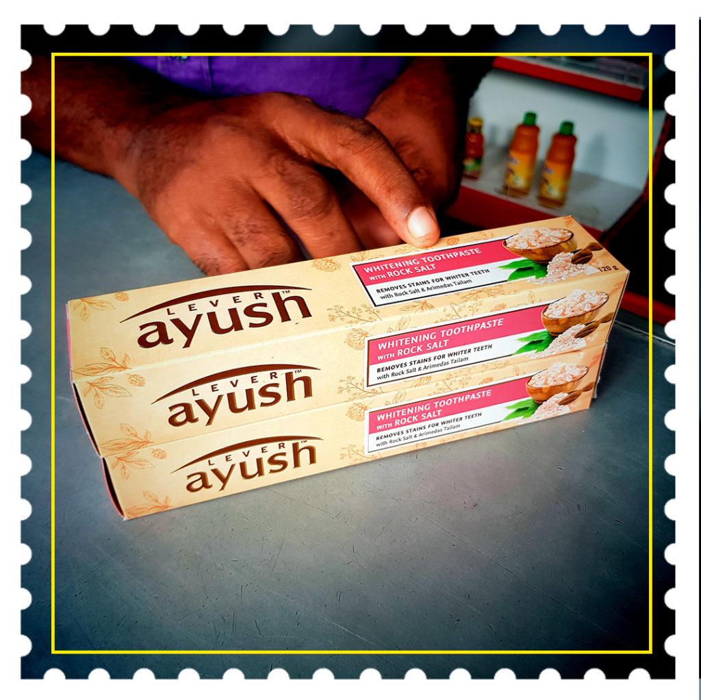 Аюрведическая зубная паста