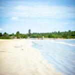 Пляж Пассикуда. Восточное побережье Шри-Ланки