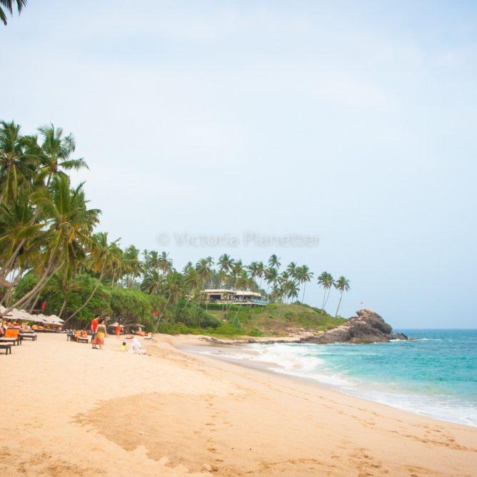Пляж Тангалле Шри-Ланка