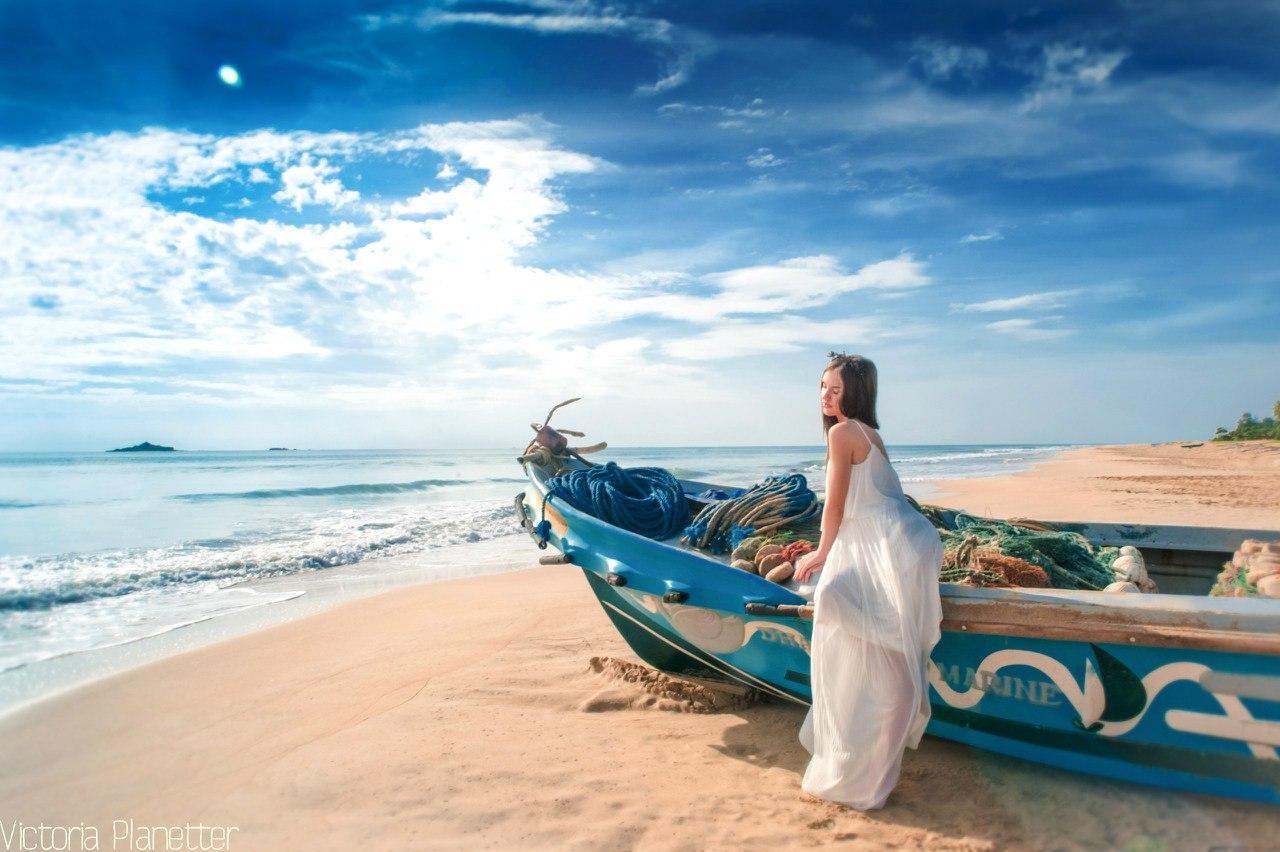 Фотограф на Шри-Ланке — Виктория Планеттэр
