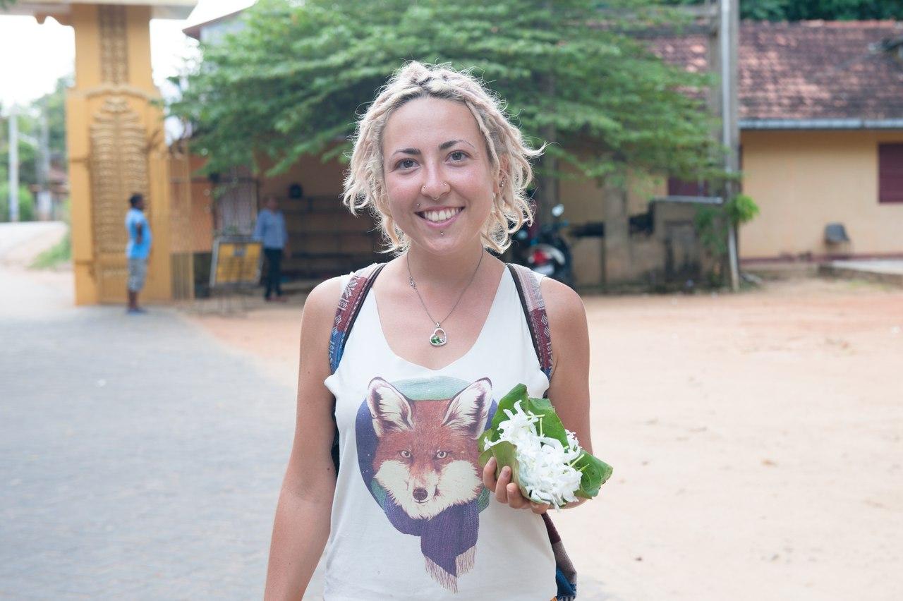 Виктория Планеттэр, Шри-Ланка